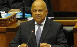 Highlights of the South Africa's National Budget Speech 2016-17 delivered by Finance Minister Pravin Gordhan to Parliament on Wednesday, Cape Town.