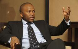 Head of Zungu Investments, Sandile Zungu.