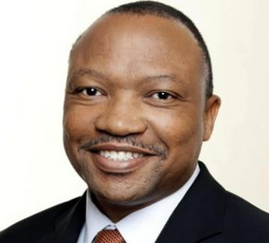 Mr TP Nchocho, Group Executive at The Development Bank of Southern Africa (DBSA)