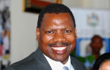 Zweli Mkhize: Premier of the province of KwaZulu-Natal