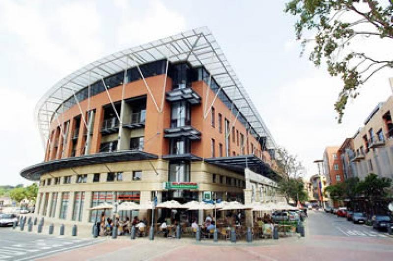 Marriott Outlines Melrose Arch Plans